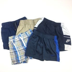 Bundle of 5 Shorts 12 Month Boys